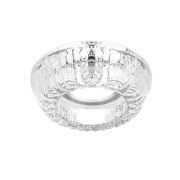 Светильник Gauss Glass CR055 Кристалл/Хром, Gu5.3 1/30