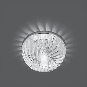 Светильник Gauss Crystal CR056 Кристал/Золото, G9 1/30