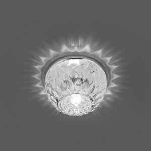 Светильник Gauss Crystal CR058 Кристал/Золото, G9 1/30