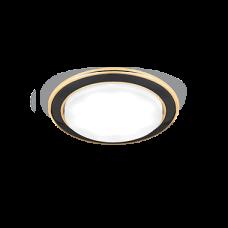 Светильник Gauss Tablet GX104 Золото/Черный, GX53 1/100