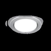 Светильник Gauss Tablet GX303 Хром, GX70 1/60