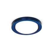 Светильник Gauss Tablet GX503 Круг. Кристал Синий, GX70 1/30