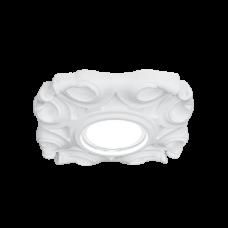 Светильник Gauss Gypsum GY003 белый, Gu5.3, d150 1/24