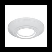 Светильник Gauss Gypsum GY006 белый, Gu5.3, d102 1/24