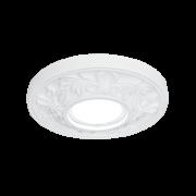 Светильник Gauss Gypsum GY012 белый, Gu5.3, d125 1/24