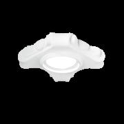 Светильник Gauss Gypsum Exclusive GY015 белый, Gu5.3 1/24