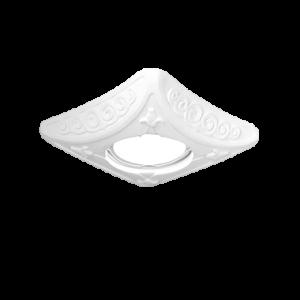 Светильник Gauss Gypsum Exclusive GY016 белый, Gu5.3 1/24
