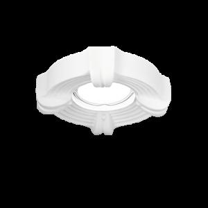 Светильник Gauss Gypsum Exclusive GY018 белый, Gu5.3 1/24