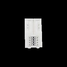 Коннектор для светодиодной ленты RGB, 1 шт.