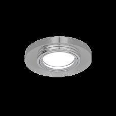Светильник Gauss Mirror RR002 Круг.Кристал/Хром, Gu5.3 1/50